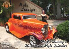 Mike Linnig's Cruise Night Calendar